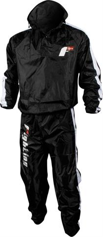 Fighting Sports Nylon Hooded Sauna Suit